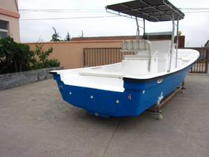 Wholesale Fishing Vessel: Liya 7.6m Fiberglass Fishing Boat China Panga Boat