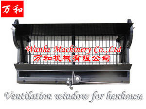 Wholesale natural air cool pack: WH SERIES Coop Ventilation Window