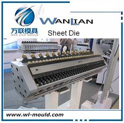 Wholesale hard pvc sheet: PVC Soft and Hard Piece of Hard Board and PVC Decorative Sheet Plastic Sheet Extrusion Die