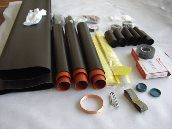 Cable Joint Kit : Heat shrinkable cable jointing kits id product
