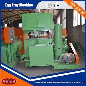Wholesale paper plate: 2Years Warranty Waste Paper Pulp Molding Egg Plate/Egg Carton/Egg Tray Making Machine