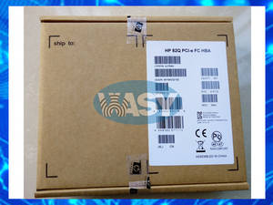 Wholesale q: AJ764A HP 82Q PCIe FC 2-port Host Bus Adapter HBA