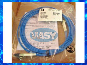 Wholesale Other Networking Devices: QK734A HP Premier Flex LC/LC Multi-mode OM4 2 Fiber 5m Cable