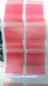 Wholesale acidic water: Rotogravure Water Based Ink for Sulfuric Acid Paper