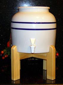 Sell ceramic crock dispenser mini water cooler