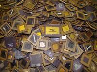 Ceramic Computer CPU Scrap