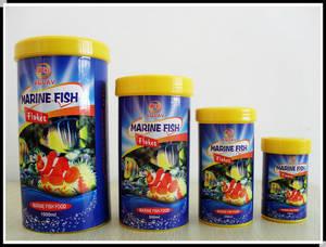 Wholesale frozen seaweed: Marine Fish Flake Dried Fish Food