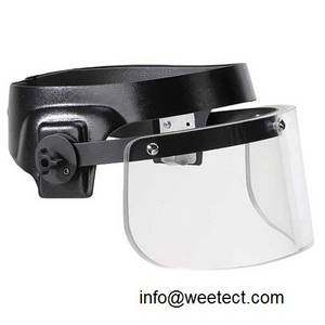 Wholesale full face helmet: WeeTect Bionic Face Shield