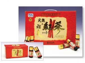 Wholesale ginseng: Wongi Red Ginseng Power
