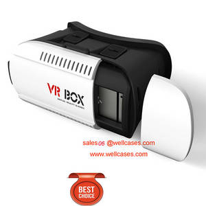 Wholesale 3d glasses 3d movie: Wholesale Imax Video Vr Box/Case Vr Headset 3D Video Movie Game Glasses Virtual Reality Glass for Un