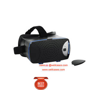 Wholesale 3d game: 360 Degree Virtual Reality Vr Game 3D Video Image Glasses