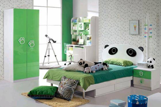 Cute Kids Bedroom Furniture Design