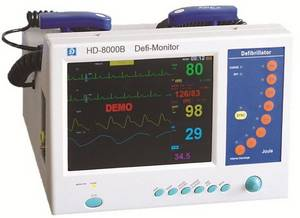 Wholesale j: HD-8000B Biphasic Defi-Monitor