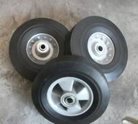 Rubber-powder Wheel