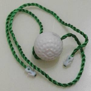 Wholesale with string: Daily Sport Seal Tag with Green String