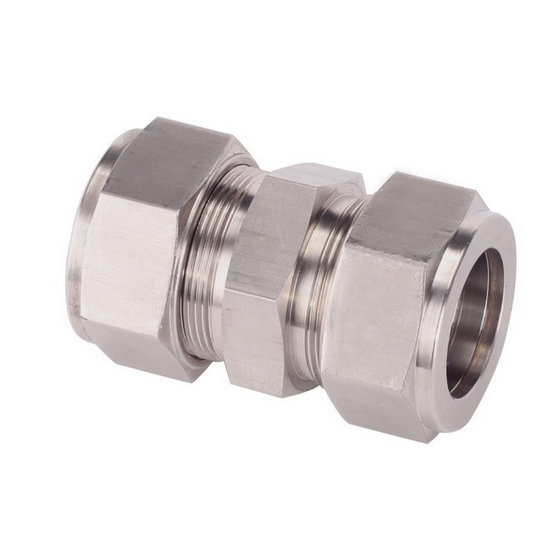 Stainless steel compression tube fittings id