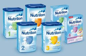 Wholesale baby powder: NUTRILON Baby Milk Powder for Sale