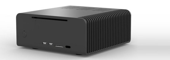 Fanless mini itx case wesena itx8 6075474 product details for Case itx fanless