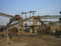 Sell Stone Crushing Production Line