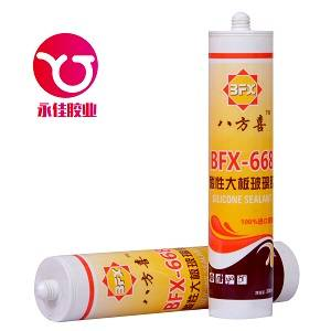 Wholesale Construction Adhesives: One Component Acetic Construction Adhesive Silicone Sealant