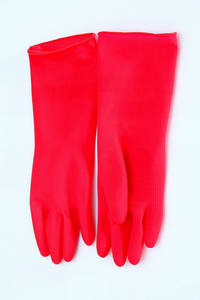 Wholesale for cars: Household Latex Gloves M(Combi)