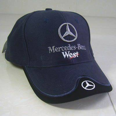 Mercedes benz logo sports cap baseball hat cb0l for Mercedes benz baseball caps