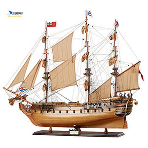 Wholesale craft: HMS Surprise Wooden Model Boat