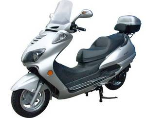 Wholesale j: Touring Scooter 250cc with Trunk