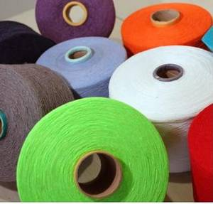 Wholesale regenerated cotton: Cotton Open End Yarn