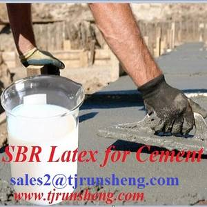 Wholesale Construction Adhesives: SBR Latex for Cement