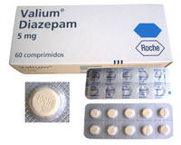 Sell   Valiume 5mg by Roches x 20 Blisters