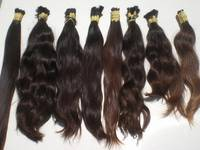 100% Unprocessed Human Hair Extensions Grade 6A Brazillian Virgin Hair