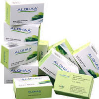 Wholesale bath soap: Aloe Vera Bath Soap