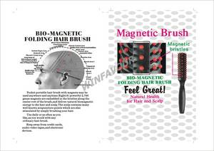 Wholesale Hairbrush: Magnetic Comb