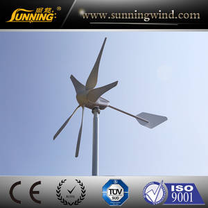 Wholesale Alternative Energy Generators: MAX 400W Small Wind Solar Hybrid System