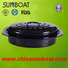 Wholesale Dutch Ovens & Casserole Dishes: Enamel Oval Roaster/Turkey Roaster/Chicken Roaster