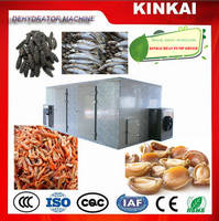 Dehydrator for Shrimp/ Seafood Drying Machine