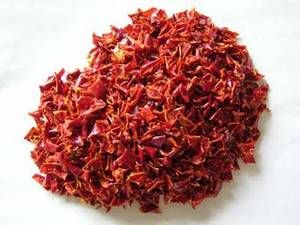 Wholesale Dried Vegetables: Dehydrated Red Pepper,Tianrun