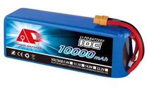 Wholesale drone: UAV Drone Crop Sprayer Lithium Polymer Battery Pack 10000mAh