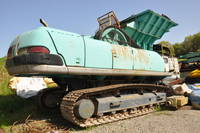 Used KOBELCO Model KMC200 Mobile Crusher with Jaw Crusher 2