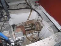Unused (Never Used) Yanmar Model 6GX-ET Marine Engine 6