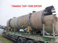 """Used """"TANAKA"""" TAP-1500 Dryer Ass'y"""