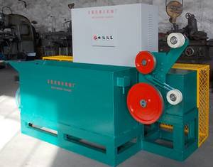 Wholesale water machine: Water Tank Wire Drawing Machine LT420-16