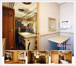 Wholesale mobile hospital: Mobile Hospital Unit
