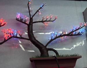 Wholesale LED Lamps: Novelty LED Tree Dish View Decoration