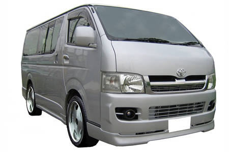 Sell Car Body Kit For Toyota Hiace T200