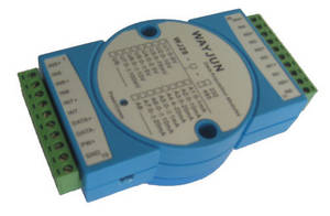 Wholesale Access Control Systems & Products: WJ28 Series  0-5v To 232/485 with Modbus