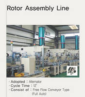 Rotor Assembly Line