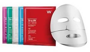 Wholesale hydrogel mask: DR JIN 5 Days Beam Hydrogel Mask