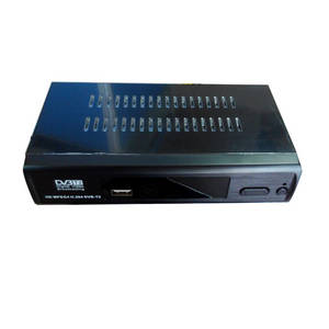 Wholesale set top box: Digital TV Receive HD Set Top Box MPEG4  Dvb-T2